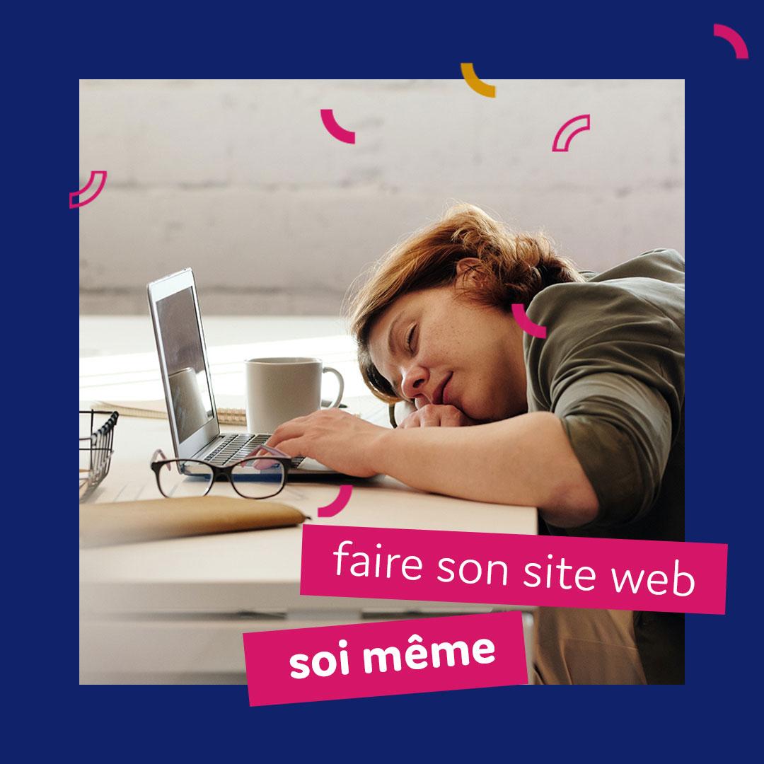 Concevoir son site internet tout seul !?