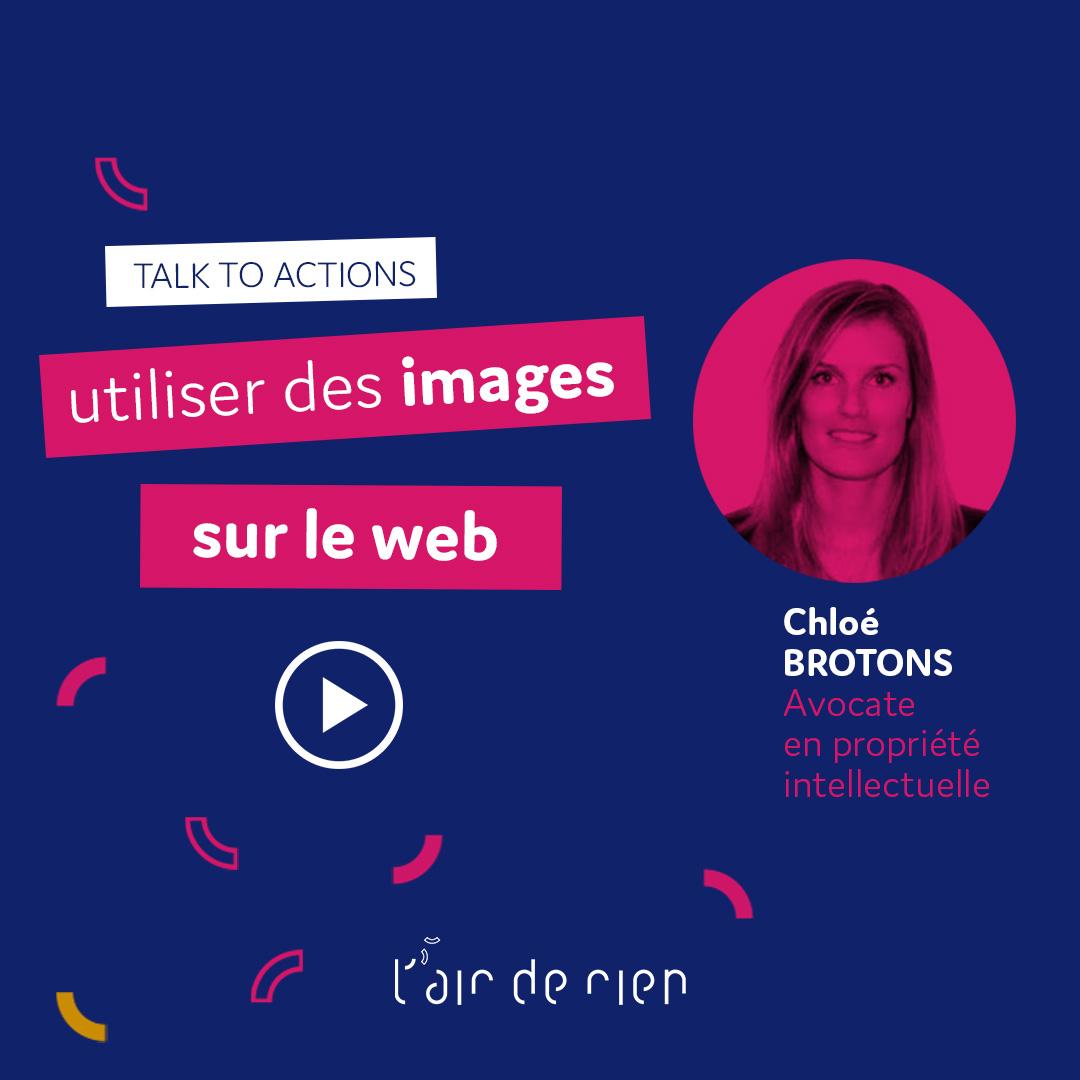 [PODCAST] Utilisation et droits des images dans ta com digitale.